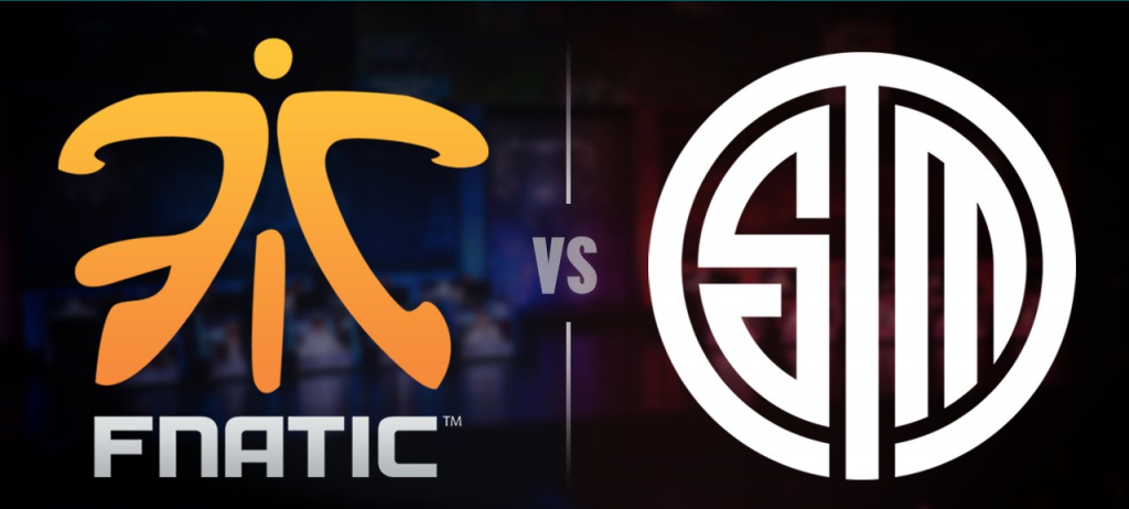 Game played between Fnatic and Team Solo Mid.