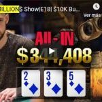 Amadi was unable to accompany Alex Foxen and Stephen Chidwick at the GGPoker Super Million $