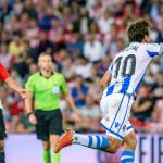 Bet € 15 and get € 5 to bet live on Real Sociedad-Atlético de Madrid