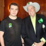 Chris Moorman had a very special mentor, Doyle Brunson