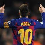 1.90 to 1 is paid for Messi's goal in the Copa del Rey Final