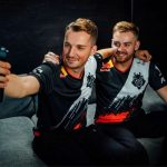 NiKo reunites with his cousin at G2 Esports