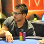 Hugo Benítez, Super Tuesday runner-up, and David Cabrera, finalists in the WCOOP