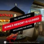 King's Casino New Closure Increases WSOPE Uncertainty