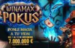 Making magic at the table will have a prize at the Winamax Pokus in November