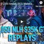 Relive Adrián Mateos' victory on Pokerstars Super Tuesday
