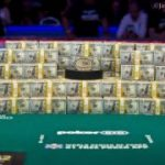 The WSOP chest out for the figures of the Online festival 2020