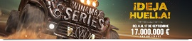 The Winamax Series continues at full speed