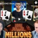 Amadi's second box at the $ 10K $ High Rollers Super Million is finally at the FT