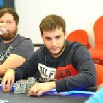 B4NKR0LL3R enters the final table of the Heat 18-H $ 2,100 of the Stadium Series on Pokerstars.com