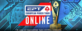Palau7777 wins the EPT Online Cup