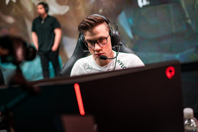 Fantic options with Rekkles departure