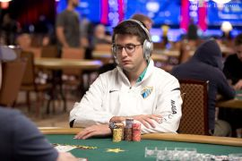 Juan does not give up in 2021. WSOP