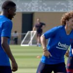 Barça's dream is paid at 3.45