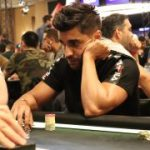 Manuel Saavedra accesses day 3 of the WSOP Online Main Event