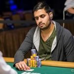 Ravid Garbi can with Chris Moorman and gets his first WSOP bracelet