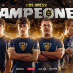 Team Queso is crowned champion of the CRL West