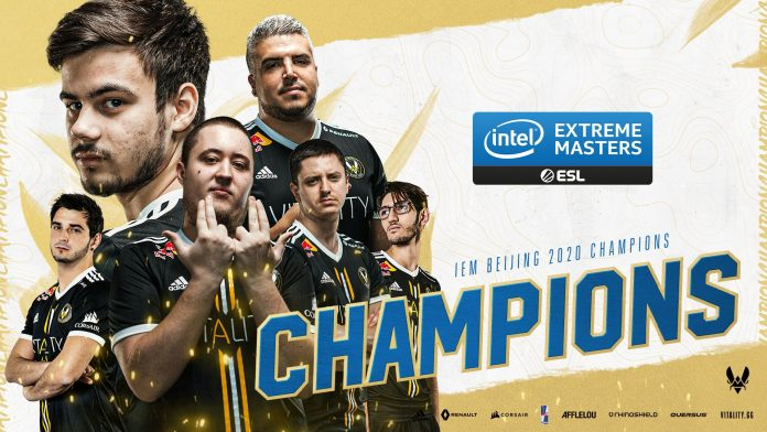 FullEsports - Team Vitality breaks its curse and takes the European IEM Beijing