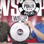 The WSOP Online draw favors Italian Nicolo Molinelli at GGPoker.  Reixach, to his own