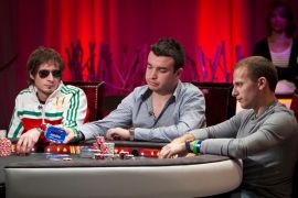 Moorman at the WSOPE 2011, the end of jinx