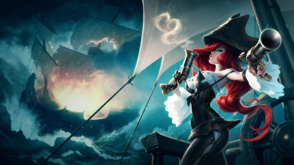 FullEsports - Wild Rift Single Champion Recommendation: Missfortune