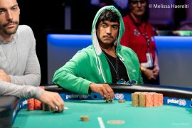 His best and his worst year at the same time.  (WSOP)