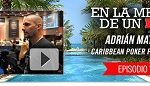 Adrián Mateos at the Caribbean Poker Party 2019 (Episode 7)