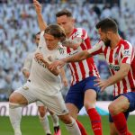 Atlético de Madrid or Real Madrid?  The favorite for bookmakers is ...