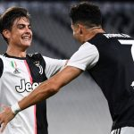 Attention to Cristiano Ronaldo and Morata at Juventus-Fiorentina