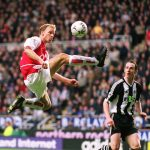 Dennis Bergkamp, ​​elegance at the service of football