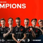 Astralis lifts the IEM Global Challenge 2020 unopposed