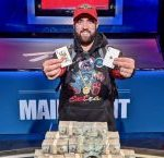 Joseph Hebert wins the Domestic Main Event and will play against Salas for unification