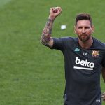 THE TOTGS is led by Leo Messi and Haaland