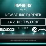 Relax adds 1X2 Network, Iron Dog Studio to Powered By program