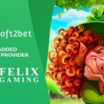 Soft2Bet expands slot offering with Felix Gaming integration