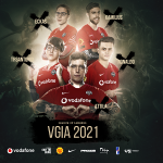 Vodafone Giants presents its roster for SLO 2021