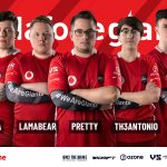 Vodafone Giants says goodbye to almost its entire League of Legends roster