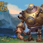 Hard nerfed Blitzcrank in Wild Rift version 1.1