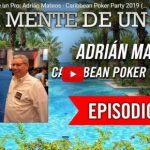 Adrián Mateos at the Caribbean Poker Party 2019 (and 13)