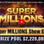 Adrián Mateos can't beat Darren Elias in the inaugural 2021 Super Million $