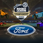 Ford sponsor of the Rocket League Championship Series