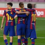 30 to 1 the victory of Barcelona against Getafe is paid