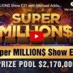 Juan Pardo plays his second final in three weeks of the GGPoker Super Million $