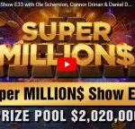 Luke Reeves brings his tournament savvy to the GGPoker Super Million $