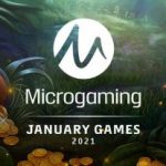 Microgaming Introduces January Releases