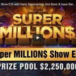 Pascal Hartmann win at the GGPoker Super Million $