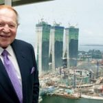 Sheldon Adelson, the business genius who fought against online gambling