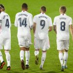 40 to 1 the victory of Real Madrid against Levante is paid