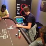 The live version is imposed on the online version in the two WPT events that coincided yesterday