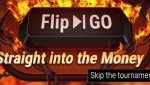 The mechanics proposed by GGPoker in the new Flip & Go